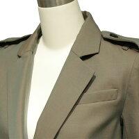 AMBELL(アンベル)MJKT003切り替えショートジャケット