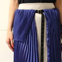 AMBELL(アンベル)LSKT002レイヤードプリーツスカート