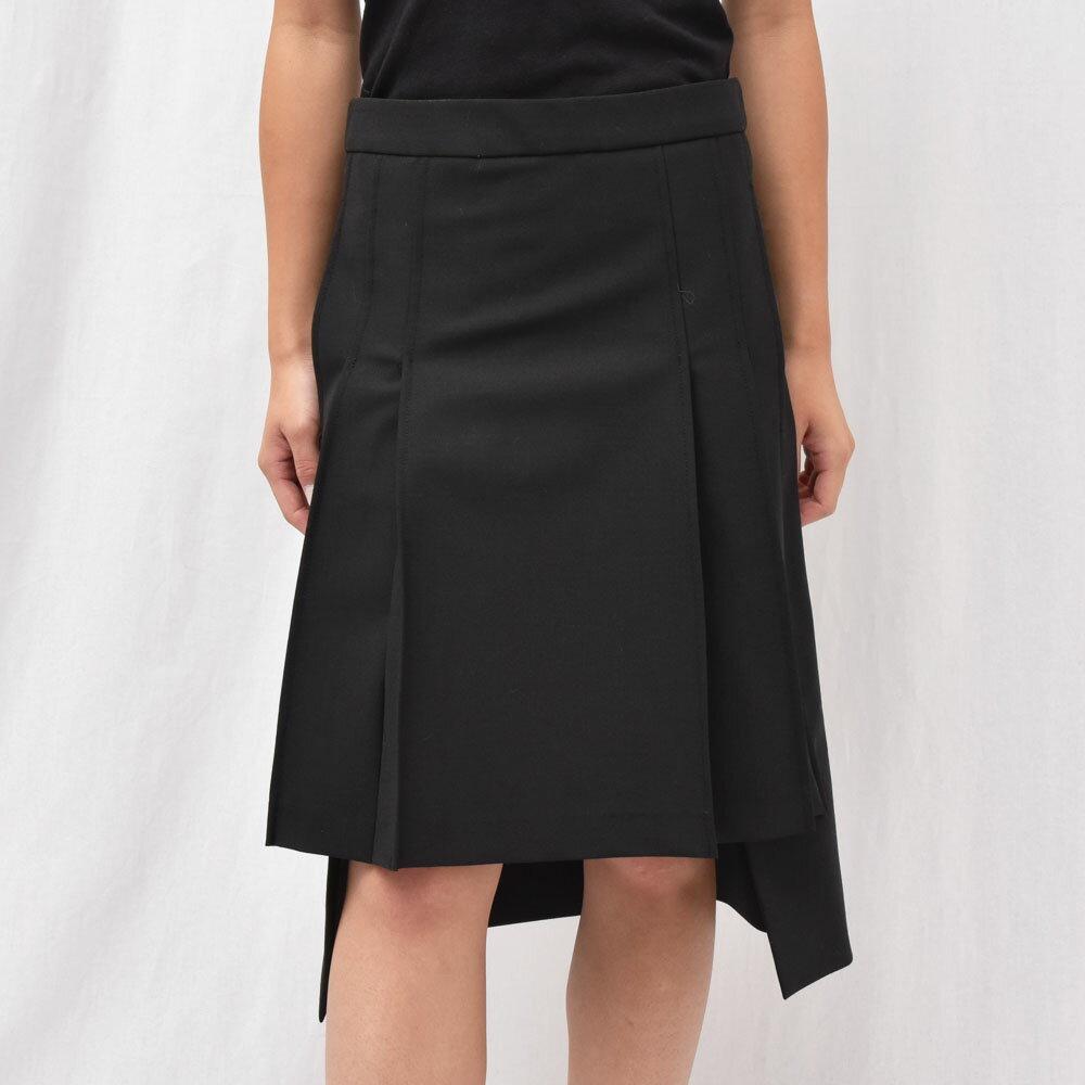 NeiL BarreTT(ニールバレット)NGO288-F016 フロントプリーツスカート【正規品】【SALE】