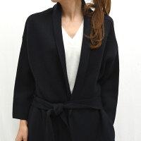 ma'ry'ya(マリア)Y9K037ベルテッドミラノリブニットコート【正規品】