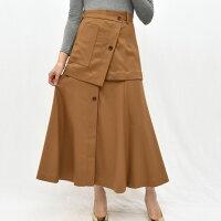 正規品SAYAKADAVIS(サヤカデイヴィス)HSK41-WFLウールレイヤードスカート