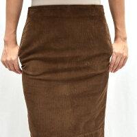 正規品SIVIGLIA(シビリア)CAEJ-S006コーデュロイタイトスカート