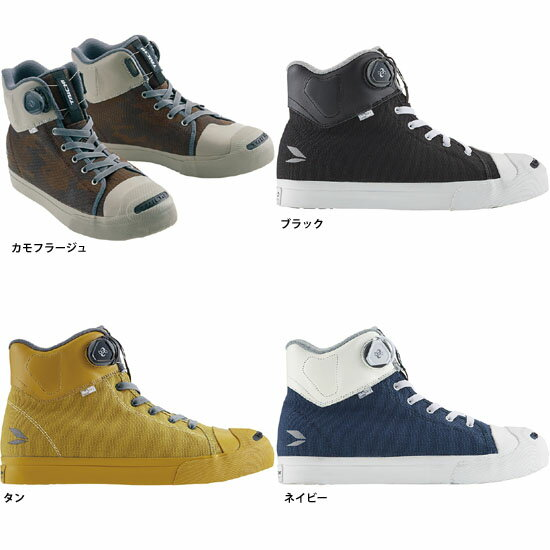 RS TAICHI:RSタイチRSS009 OutDry BOAライディングシューズ【4カラー】OutDry BOA RIDING SHOES