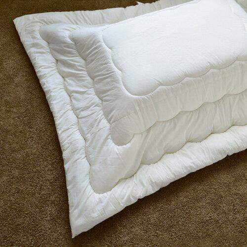 こたつ布団 ヌード 205×245cm長方形 掛け布団 生成り こたつ掛けふとん 厚掛け 国産 日本製 送料無料