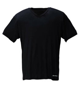 【大きいサイズ】【メンズ】【3L4L5L6L8L】【トップス】Phiten 半袖VネックTシャツ