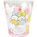 すみっコぐらし グッズ◇ すみっコぐらし ぺんぺんアイスクリームテーマ カラークリスタルカップ アップ SG-5526292U…