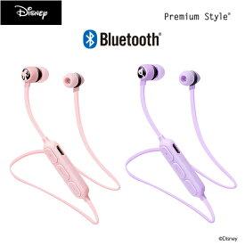 ☆◆ ディズニー Bluetooth 4.1搭載 ステレオイヤホン PG-BTE5SD01ARL/PG-BTE5SD02RPZ