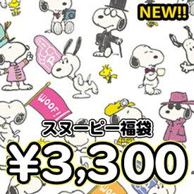 スヌーピー 3300円福袋(福箱)【あす楽対応】