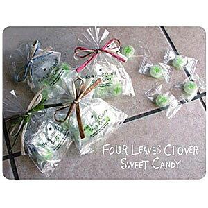 【送料無料】 四葉SWEETキャンディー 5個入り30パックセット