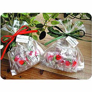 ☆◆いちごの粒キャンディー 5個入り10パックセット