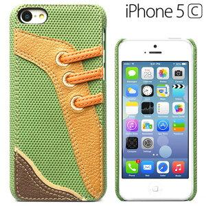 ZENUS iPhone5C 専用 Masstige Sneakers Bar レザーケース (合皮) グリーン Z2523i5C【iPhone5c/ジャケット/スマホカバー/スマホケース/アイフォン/アイフォンファイブシー/Apple/au/Softbank/docomo】