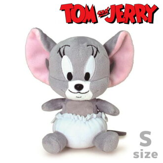 -Tom and Jerry plush Tuffy (S) 540686 02P01Oct16