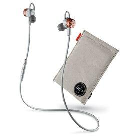 【送料無料】◆ Plantronics Bluetooth ステレオヘッドセット BackBeat GO 3 コッパーグレー 充電ケース付 BACKBEATGO3-CG-C【プラントロニクス/ブルートゥース/ヘッドセット/ヘッドホン/イヤホン/スマートフォン/スマホ】