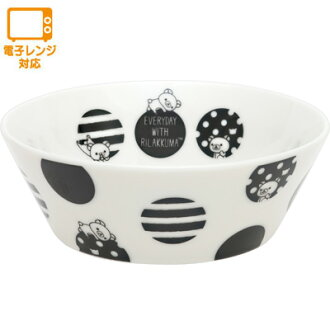 Rilakkuma toy (9)-rilakkuma monoclorilakkuma theme kitchen items Bowl KY48001 02P01Oct16