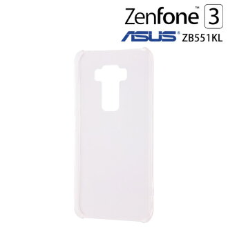 ☆ • ASUS ZenFone 3 ZE520KL only hard case 3 H coat clear RT-RAZ3C3/CM 10P01Oct16