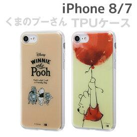 09880e9fad イングレム ディズニー iPhone8 iPhone7 (4.7インチ) 専用 スマホTPUケース 背面パネル