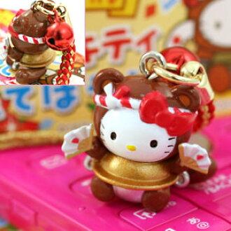 ◆ Gunma limited edition Hello Kitty (HELLOKITTY) over Palm probably blisters chagama teakettle Kitty netsuke strap 02P05Dec15