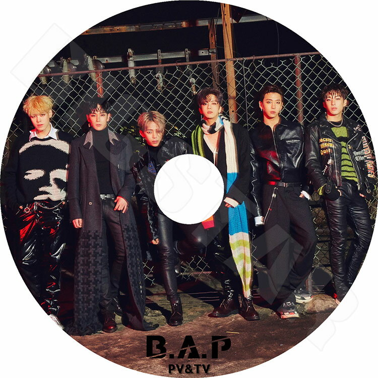 【K-POP DVD】☆★B.A.P 2017 PV&TV セレクト★Hands Up Honeymoon Wake Me Up Skydive That's My Jam Feel So Good Carnival Young,Wild & Free【ビーエイピー ヨングク ヒムチャン デヒョン ヨンジェ ジョンオプ ジョンオプ ジェロ KPOP DVD】