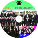 【K-POP DVD】☆★BTS CUT 2016 MUSIC AWARD☆Gaon Melon MAMA KBS MBC Seoul Awards 他【防弾少...