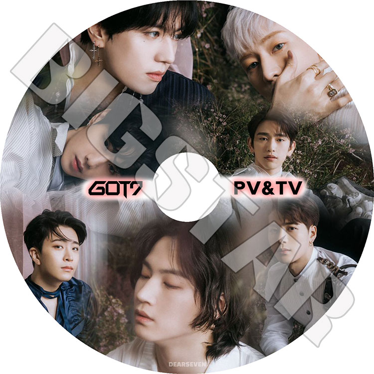 【K-POP DVD】☆★GOT7 2018 PV&TV セレクト★LOOK You Are Never Ever Hard Carry Fly See the Light Confession Song If You Do Just right Stop stop it【ガットセブン ジェイビー ジュニア マーク ジャクソン ヨンジェ ベムベム ユギョム KPOP DVD】