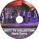 【K-POP DVD】☆★GOT7 2016 TV COLLECTION★Hard Carry Let Me【ガットセブン ジェイビー ジュニア マーク ジャクソ…