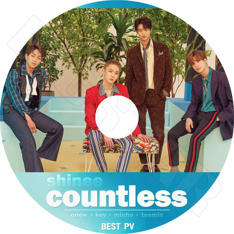 【K-POP DVD】☆★SHINee 2018 BEST PV COLLECTION★Countless Good Evening I Want You Our Page Tell Me What To Do 1 Of 1 Married To The Music【シャイニーオンユ ジョンヒョン キー ミンホ テミン KPOP DVD】