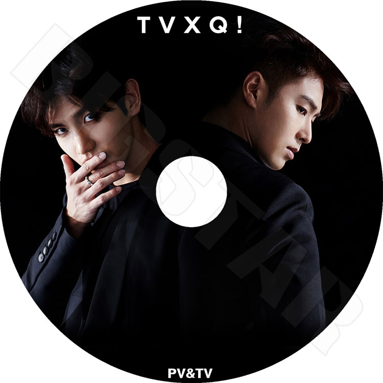 【K-POP DVD】☆★東方神起 2017 PV&TV セレクト★Drop In A Different Life Rise As One Champagne【TVXQ ユンホ ユノ チャンミン マックス KPOP DVD】