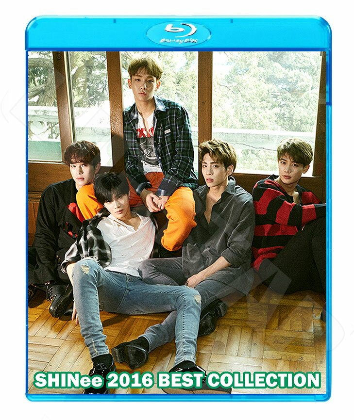 【Blu-ray】☆★SHINee 2016 BEST COLLECTION★Tell Me What To Do 1 Of 1 Prism Feel Good View Married To the Music【シャイニー オンユ ジョンヒョン キー ミンホ テミン ブルーレイ】【メール便は2枚まで】