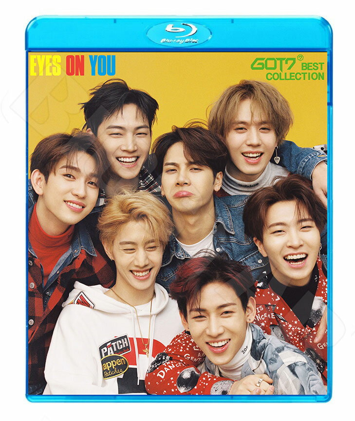 【Blu-ray】☆★GOT7 2018 BEST COLLECTION★LOOK You Are Never Ever Hard Carry Fly See The Light Home Run If You Do Just right【ガットセブン ジェイビー ジュニア マーク ジャクソン ヨンジェ ベムベム ユギョム ブルーレイ KPOP DVD】【メール便は2枚まで】