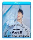 【Blu-ray】☆★TAEMIN 2020 BEST COLLECTION★IDEA Criminal 2Kids WANT Day And Night【シャイニー テミン ブルーレ…