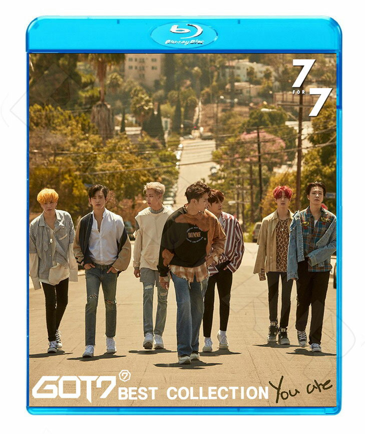 【Blu-ray】☆★GOT7 2017 BEST COLLECTION★You Are Never Ever Hard Carry Fly See The Light Home Run If You Do Just right Stop stop it【ガットセブン ジェイビー ジュニア マーク ジャクソン ヨンジェ ベムベム ユギョム ブルーレイ KPOP DVD】【メール便は2枚まで】