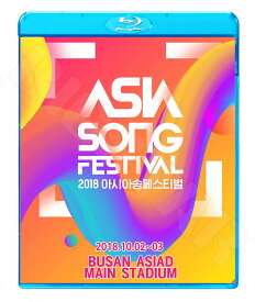 【Blu-ray】☆★2018 Asia Song Festival(2018.10.02-03)★WANNA ONE SEVENTEEN REDVELVET MOMOLAND FROMIS_9 他【LIVE コンサート ブルーレイ KPOP DVD】【メール便は2枚まで】