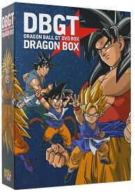 【中古】DRAGON BALL GT DVD BOX DRAGON BOX GT編/PCBC-50657▼C【即納】【欠品あり】【コンビニ受取/郵便局受取対応】