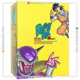【中古】DRAGON BALL Z DVD BOX DRAGON BOX Z Vol.1/PCBC-50368▼D【即納】【欠品あり】【コンビニ受取/郵便局受取対応】