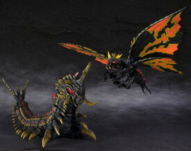 S.H.MonsterArts バトラ(成虫)&バトラ(幼虫) Special Color Ver.◆新品Sa【即納】
