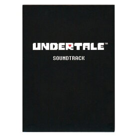 UNDERTALE オリジナルサウンドトラック UNDERTALE Original Soundtrack◆新品Ss【ゆうパケット対応】【即納】