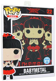 BABYMETAL Rock Poster Pop T-Shirt Tシャツ(M)◆新品Ss【即納】【コンビニ受取/郵便局受取対応】
