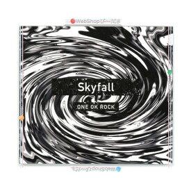 """【中古】ONE OK ROCK 2017 """"Ambitions"""" 会場限定CD 『Skyfall』◆B【ゆうパケット対応】【即納】"""