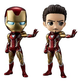 Q posket MARVEL -IRON MAN- アイアンマン 全2種セット◆新品Ss【即納】【コンビニ受取/郵便局受取対応】