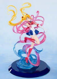Figuarts Zero chouette セーラームーン-Moon Crystal Power, Make Up-◆新品Ss【即納】【コンビニ受取/郵便局受取対応】