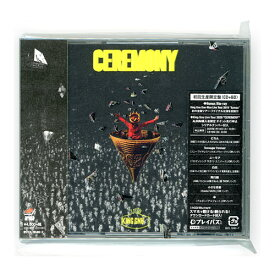 King Gnu/CEREMONY(初回生産限定盤)[CD+Blu-ray]◆新品Ss【即納】【コンビニ受取/郵便局受取対応】