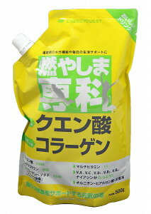 燃やしま専科 レモン風味(500g)