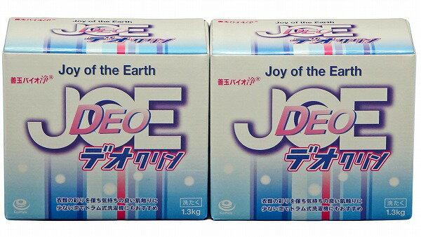 善玉バイオ 浄JOE デオクリン 2箱