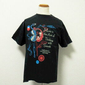 【セール!!】【送料無料】CHESWICK チェスウィック 半袖 Tシャツ MUSIC IS THE ART CH75040
