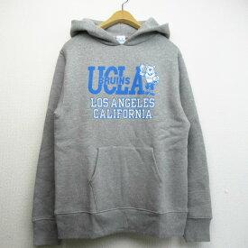 """【Cheswick】【スペシャルセール!!】 Cheswick チェスウィック UCLA プルオーバー パーカー アメリカ製 """"UCLA BRUINS JOE"""" CH67754"""