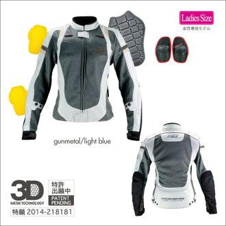 KOMINE JK-083 ladies fit mesh jacket 3D protector visceral 3D 07-083