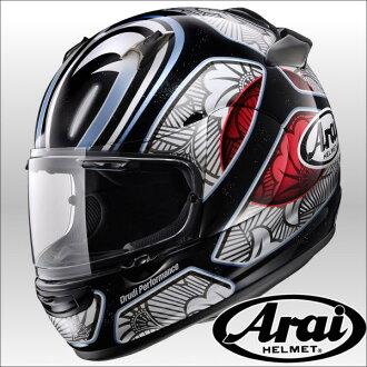 Arai QUANTUM-J NAKANO 풀 페이스 헬멧 당사의 J 나카노 아라이