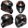 Z-7 INCEPTION set seven inception full face helmet SHOEI Z7