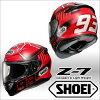 Z-7 MARQUEZ3 Marquez 3 Marc Márquez players 2015 seasonreplicaflefashelmet SHOEI Z7