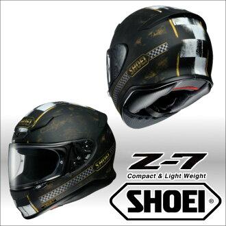 Z-7 TERMINUS ターミナス 지 세븐 풀 페이스 헬멧 SHOEI Z7